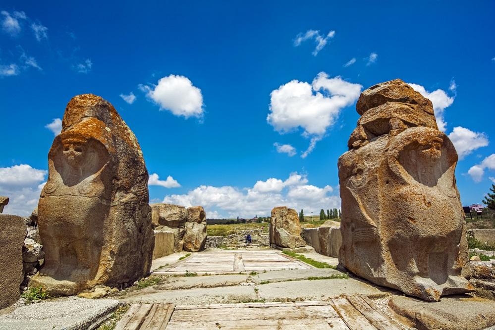 Alacahöyük Antik Kenti