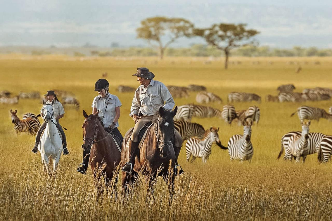 kenya horseback safari