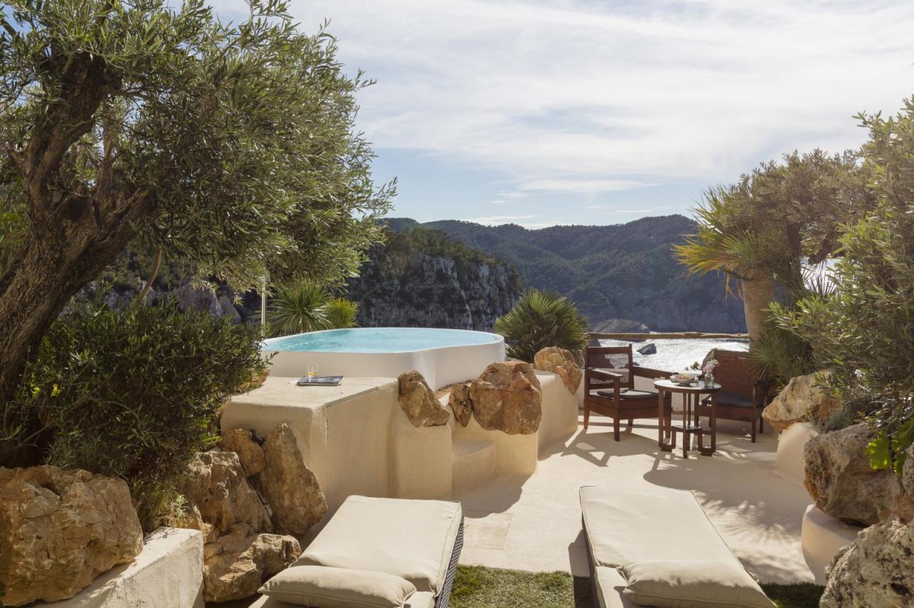 Hacienda Na Xamena in Ibiza