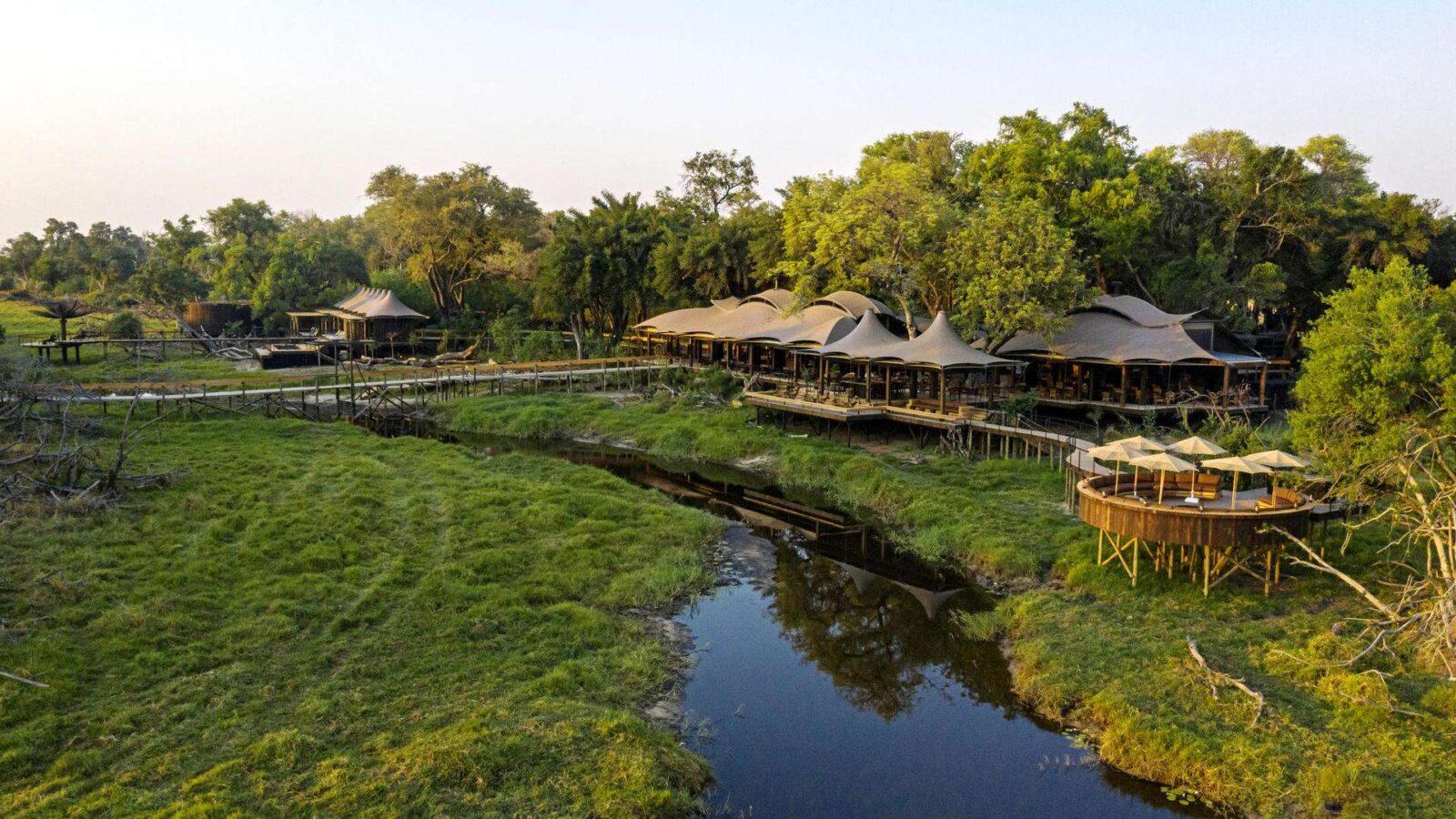 Xigera Safari Lodge, Botswana