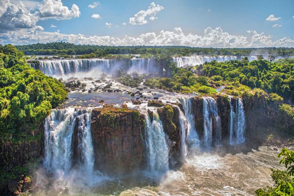 Iguazú Şelaleleri, Arjantin