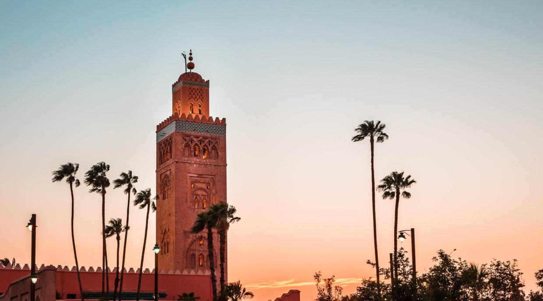Nobu Hotel Marrakech, Fas